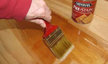 stains for pine wood