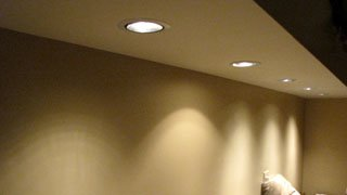 How to Build a Soffit Box with Recessed Lighting The Family