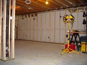 charge how much does it cost to have drywall insalled in a basement