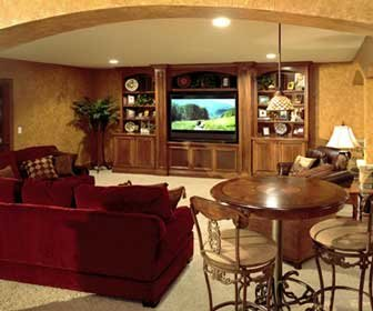 Basement finishing ideas! Tips to help you decide what you want
